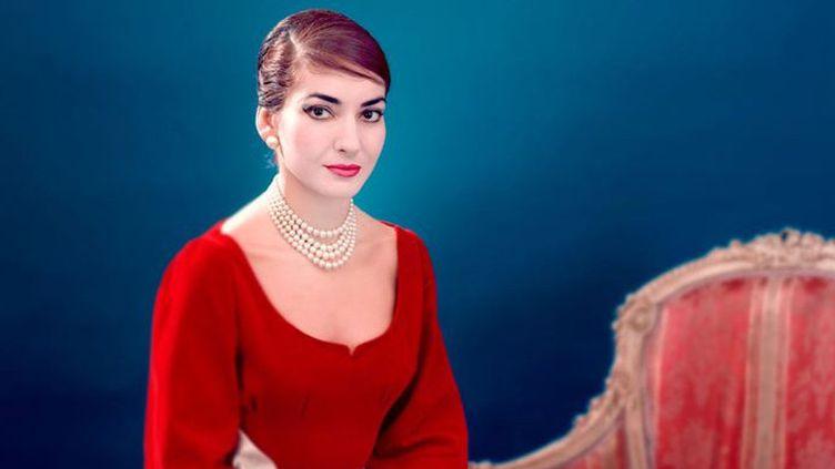 Maria Callas  (Fonds de Dotation Maria Callas)
