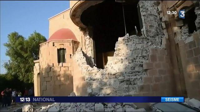 Grèce : séisme meurtrier