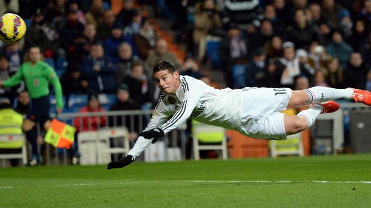 James Rodriguez (Real Madrid) (EVRIM AYDIN / ANADOLU AGENCY)