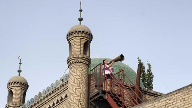 (Dans la région du Xinjiang, les enseignants n'ont pas le droit de jeûner pendant le ramadan.© Reuters)