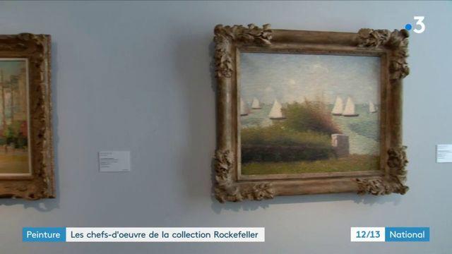 Peinture : les chefs-d'oeuvre de la collection Rockefeller