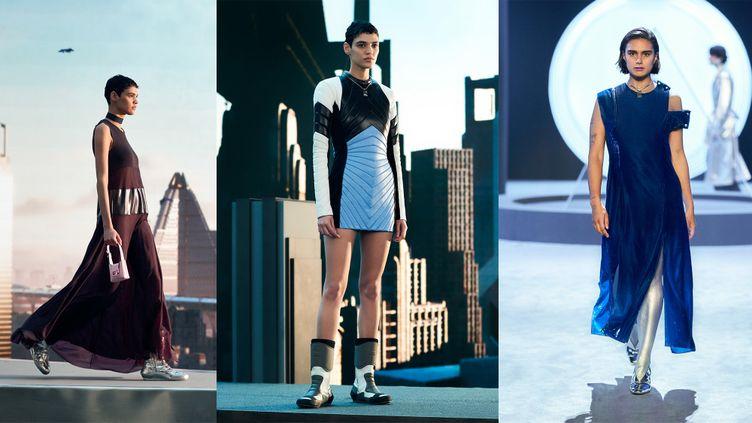 Ferragamo automne-hiver 2021-22 à la Fashion Week de Milan, février 2021 (Ferragamo)