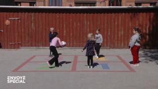 Coronavirus et réouverture des écoles : comment le Danemark a réussi cette rentrée pas comme les autres (ENVOYÉ SPÉCIAL  / FRANCE 2)