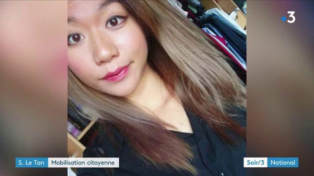 Disparition de Sophie Le Tan : mobilisation citoyenne afin de la retrouver