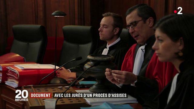 Document : avec les jurés d'un procès d'assises