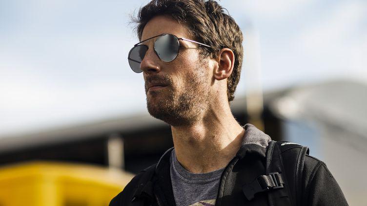 Romain Grosjean se lance dans un nouveau défi, l'IndyCar. (XAVIER BONILLA / NURPHOTO)