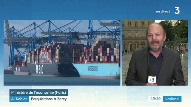 Alexis Kohler : perquisitions à Bercy