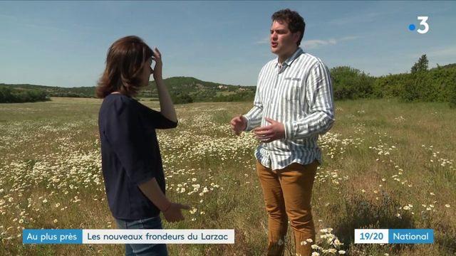 Au plus près : les nouveaux frondeurs du Larzac protestent contre un projet photovoltaïque