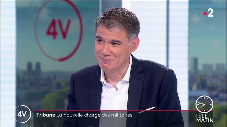 Olivier Faure (PS) (France 2)