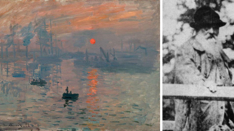Impression Soleil Levant L Histoire Du Tableau De Monet Au Musee Marmottan