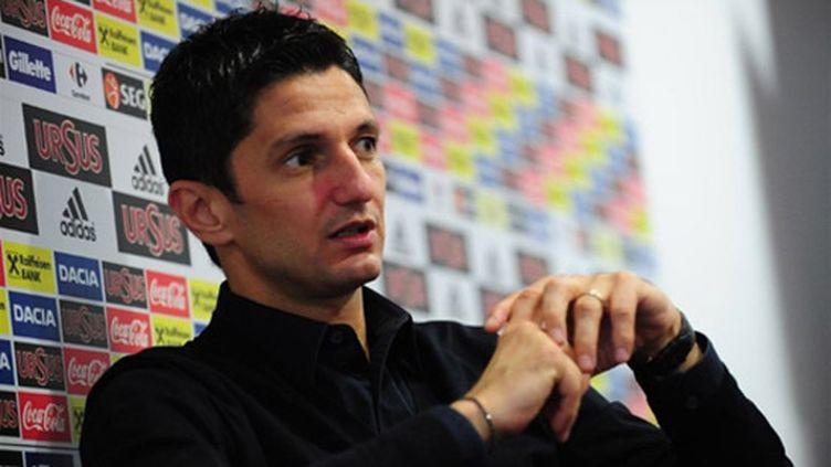 Rezvan Lucescu, le sélectionneur de la Roumanie