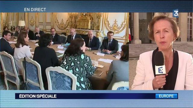 Brexit : l'agenda chargé de François Hollande