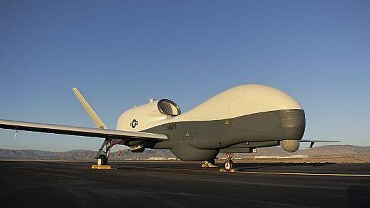 Drone Triton. (DR)