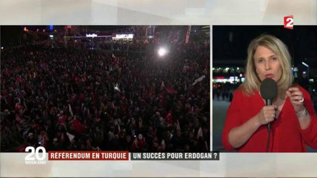 Référendum en Turquie : un succès pour Erdogan ?