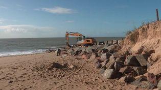 Noirmoutier : l'île victime des tempêtes à répétition (FRANCE 3)