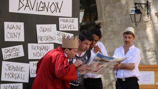 Chronique du Festival d'Avignon par la Piccola Familia  (Sophie Jouve/Culturebox)