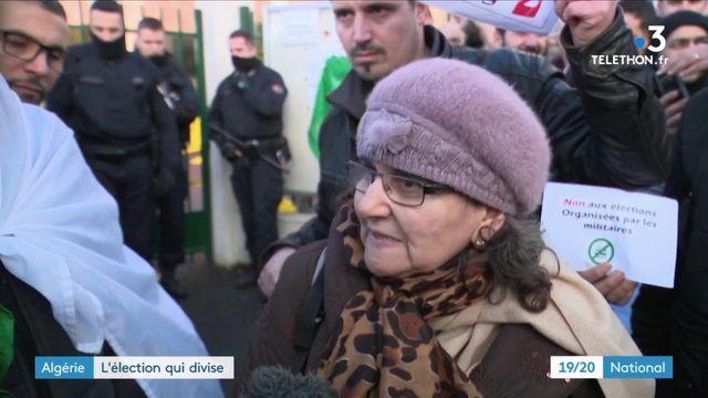 Algérie : l'élection présidentielle qui divise