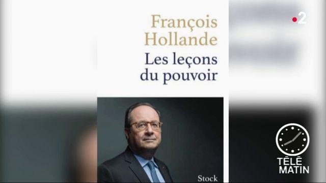 François Hollande : un livre pour réhabiliter son quinquennat