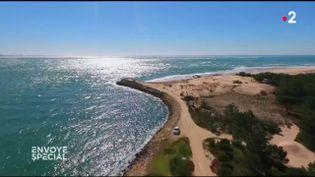 Littoral, contre vents et marées (ENVOYÉ SPÉCIAL  / FRANCE 2)