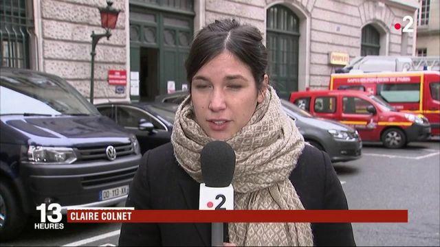 Réveillon : Christophe Castaner rend visite aux pompiers de Paris