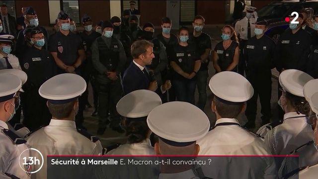 Marseille : les mesures annoncées par Emmanuel Macron pour lutter contre les trafics
