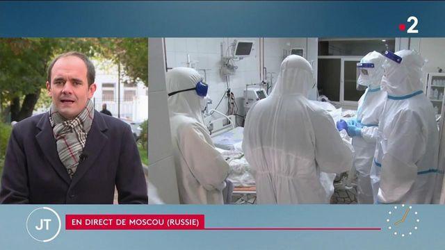 Russie : nouvelle flambée de cas de Covid-19 à Moscou et dans d'autres villes du pays