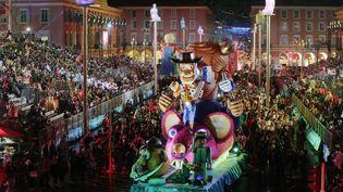 L'édition 2016 du carnaval de Nice. (MAXPPP)