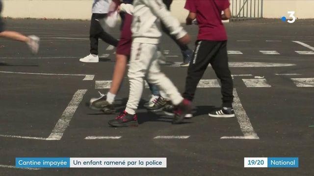Gironde : un enfant de sept ans empêché par la police d'accéder à la cantine pour cause d'impayés