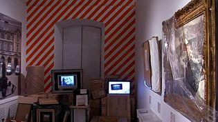 Les coulisses du Musée des Beaux Arts exposées  (France3/Culturebox)