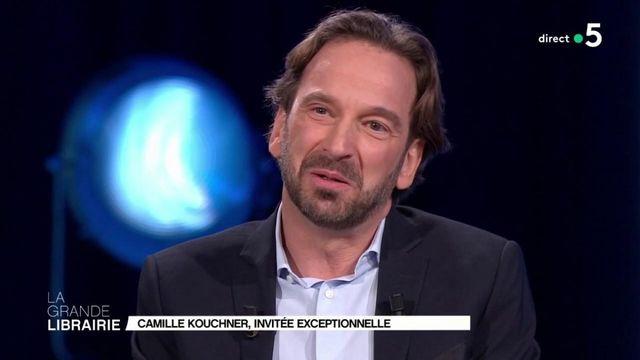 Camille Kouchner sur France 5
