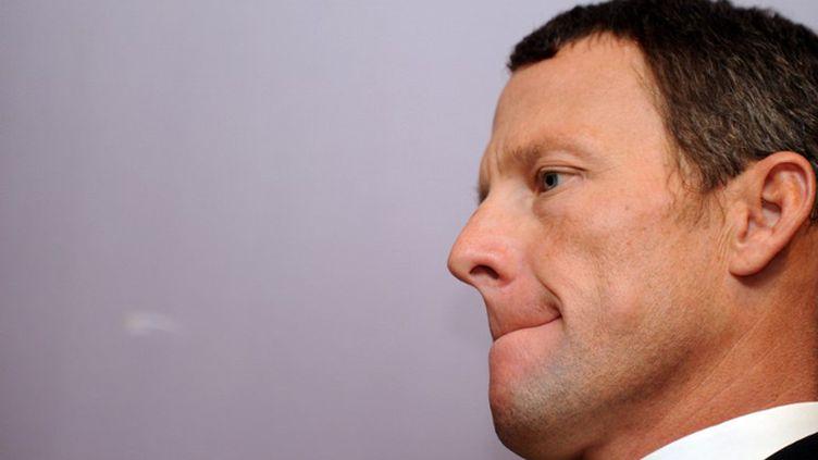 Lance Armstrong (GABRIEL BOUYS / AFP)