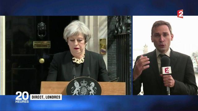 Attentat de Londres : Theresa May critiqué pour sa politique de lutte antiterroriste