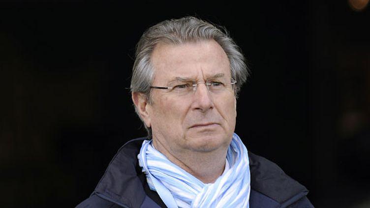 Jacky Lorenzetti, le président du Racing-Metro