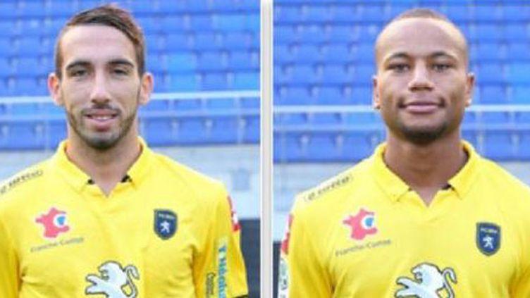 Marco Ilaimaharitra et Florian Tardieu ont dû être hospitalisés