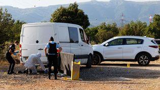 Le maire de la commmune de Signes dans le Var est mort renversé par un fourgon lundi 5 août. (DOMINIQUE LERICHE / MAXPPP)