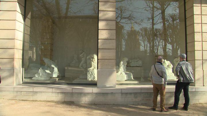 La galerie des Marbres au Musée Rodin (France Télévisions / M. Huguet)