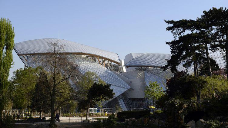 La fondation Louis Vuitton  (FRANCK FIFE / AFP)