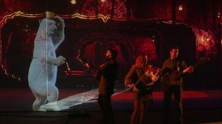 Cirque (FRANCEINFO)