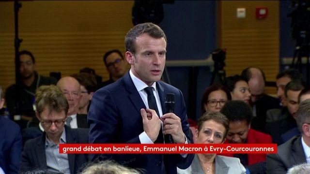 Emmanuel Macron n'est pas favorable au droit de vote des étrangers