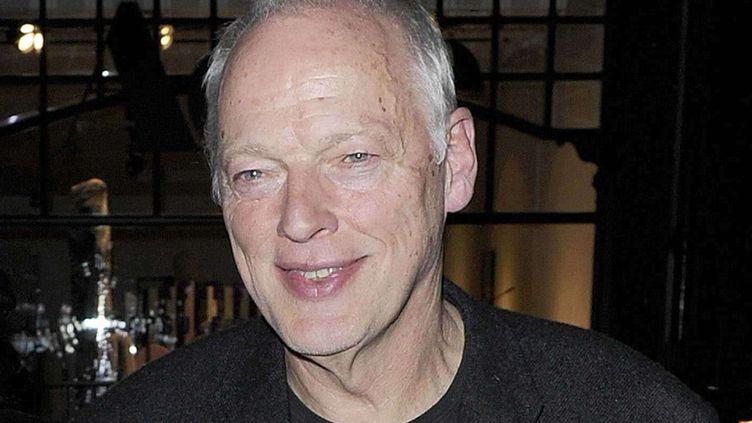 David Gilmour, guitariste de Pink Floyd  (SCCA/WENN.COM/SIPA)