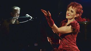"""Anne Peko dans """"Ma cantate à Barbara""""  (Henri Pinhas)"""