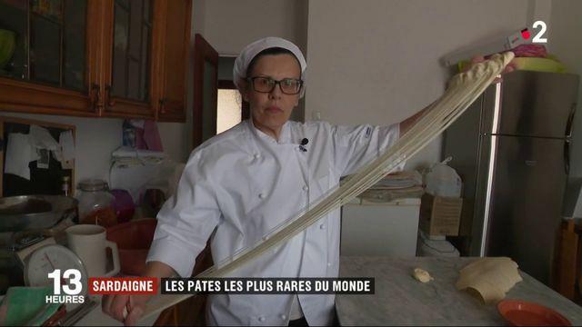 Sardaigne : les pâtes les plus rares du monde