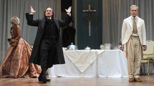 Tartuffe, mis en scène par Galin Stoev  (Raymond Delalande / SIPA)