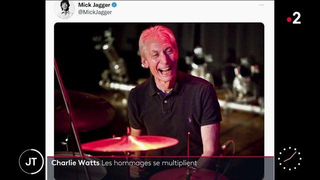 Musique : Charlie Watts, batteur des Rolling Stones, décède à l'âge de 80 ans
