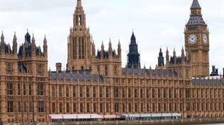 Londres: le Parlement, installé sur les bords de la Tamise (AFP - MAX NASH)