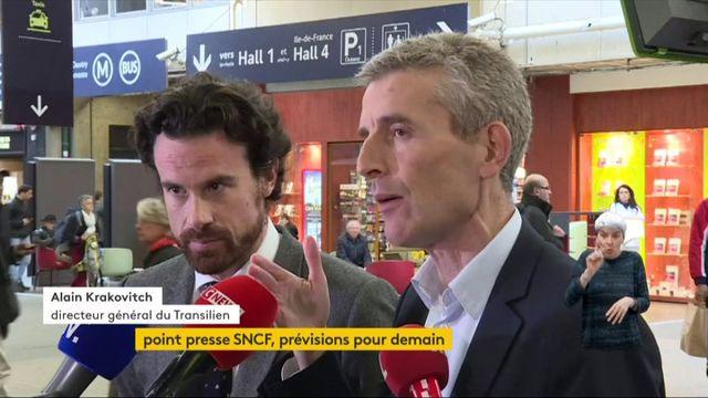 La SNCF explique que des incidents sur des quais ont fait deux blessés à la gare de Lyon