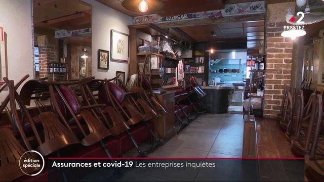 Confinement : les commerçants en détresse appellent les assurances à l'aide