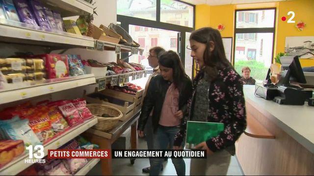 Petits commerces : un engagement au quotidien