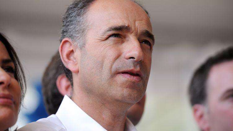 Jean-François Copé, le 6 juin 2013 à laLa Ferté-Imbault (Loir-et-Cher). (ALAIN JOCARD / AFP)