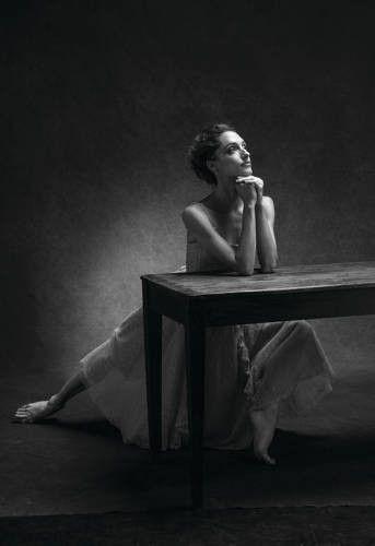 Dorothé Gilbert, danseuse Etoile du Ballet de l'Opéra national de Paris (James Bort / Opéra national de Paris)